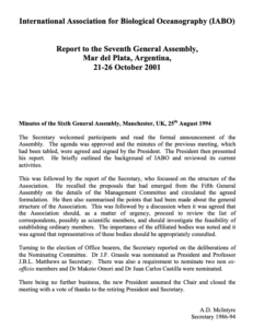 2001 Report